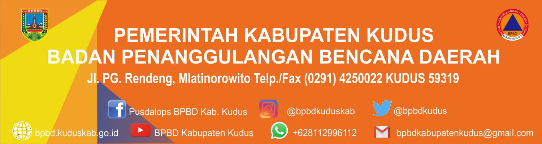 BPBD Kabupaten Kudus